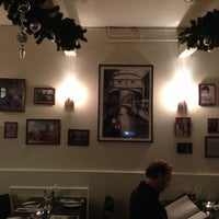 """Photo taken at Bistro """"Dal Barone"""" by Nathalie on 12/28/2012"""