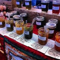 Photo taken at Burlington Winter Farmer's Market by Vermont S. on 2/16/2013