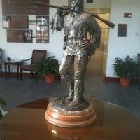 Photo taken at Erickson Alumni Center by Valerie A. on 5/31/2013