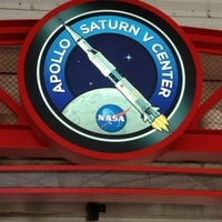 Photo taken at Apollo/Saturn V Center by Carl L. on 2/23/2013