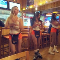 Photo taken at Hooters by Sheila B. on 10/15/2012