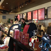 Photo taken at Starbucks by Sara J. on 11/16/2012