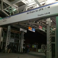 Photo taken at LIRR - Jamaica Station by Jeffrey D E. on 11/16/2012