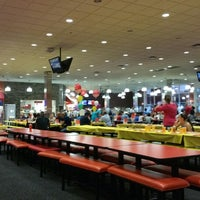Photo taken at Peter Piper Pizza by Roger W. on 4/4/2015