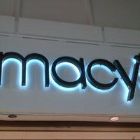 Photo taken at Macy's by Aiante C. on 12/22/2012