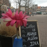 Photo taken at Grand Cafe Halewijn by Joet H. on 1/11/2015
