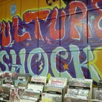 Photo taken at Culture Shock Clothing & Records by Tommy T. on 3/22/2013