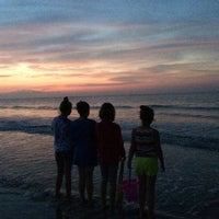 Photo taken at Atlantic Ocean by Jennifer S. on 7/20/2015