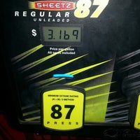 Photo taken at Sheetz by Patrick S. on 12/12/2012