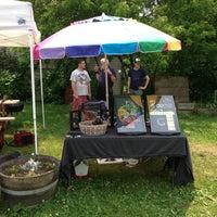 Photo taken at Riverwest Garderner's Market by Allen U. on 7/7/2013