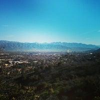 Photo taken at Fryman Canyon by Parker H. on 12/28/2012