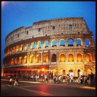 Photo taken at Colosseum by Asiya on 7/22/2013