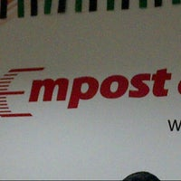 Photo taken at Empost by Sathish J. on 4/30/2013