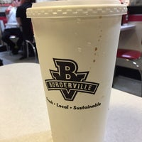 Photo taken at Burgerville, USA by Mary V. on 4/11/2015