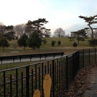 Photo taken at Owl's Head Park by Peter F. on 12/15/2012