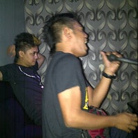 Photo taken at FireZone Family KTV by Gilang A. on 1/16/2013