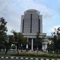 Photo taken at Mahkamah Agung Republik Indonesia by Pavel K. on 3/6/2016