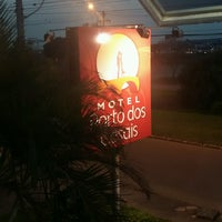 Photo taken at Motel Porto dos Casais by Manoela M. on 9/12/2016