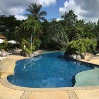 Photo taken at Krabi Sand Resort by Yuriy Z. on 12/3/2015