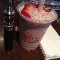 Photo taken at Cafe Lu by JZA10 on 8/30/2013