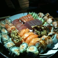 Photo taken at Sushi Mar by Alexandre B. on 12/25/2012