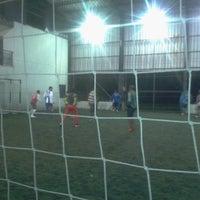 Photo taken at Estádio Passo D'Areia (Zequinha) by Zinho .. on 6/11/2013