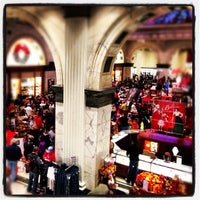 Photo taken at Macy's by Alison on 11/23/2012