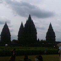 Photo taken at Candi Prambanan (Prambanan Temple) by Hurry Z. on 12/31/2012