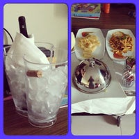 Photo taken at Aqua Hotel Rimini by Natasha F. on 6/5/2013
