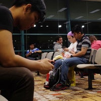 Photo taken at Gate C19 by Alvin G. on 3/31/2015