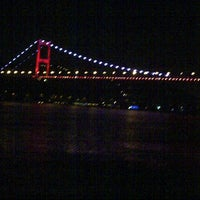 Photo taken at Bosphorus by Sena A. on 7/7/2013