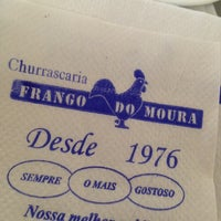 Photo taken at Frango do Moura by Victor on 6/26/2013