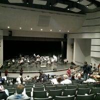 Photo taken at Desert Mountain High School by Kris B. on 2/6/2013