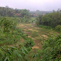 Photo taken at Kampung Warukut Desa Cileunyi Wetan by Jana A. on 12/11/2012