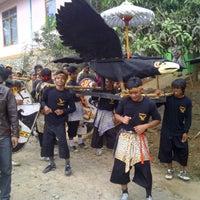 Photo taken at Kampung Warukut Desa Cileunyi Wetan by Jana A. on 10/3/2012