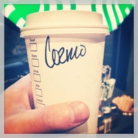 Photo taken at Starbucks by Cosmo C. on 10/13/2013
