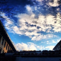 Photo taken at Tepper School of Business by Cosmo C. on 1/3/2014