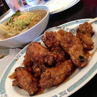 Photo taken at San Tung Chinese Restaurant by Dan W. on 4/22/2013