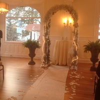 Photo taken at Manor House - Stanley Hotel by Sean B. on 12/12/2012