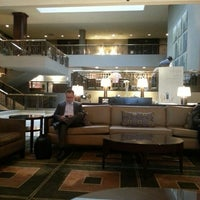 Photo taken at The Westin Bristol Place Toronto Airport by Oleg S. on 4/24/2013