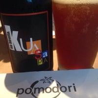Photo taken at Pomodori by John B. on 7/11/2014