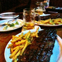 Photo taken at Capital Steakhouse by Diego V. on 9/23/2012