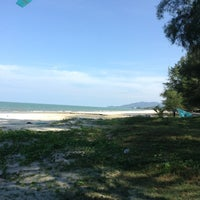 Photo taken at Duta Village Beach Resort by Adieyla D. on 5/18/2013