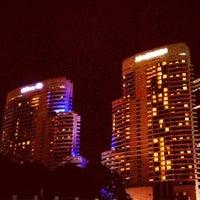 Photo taken at Hilton Kuala Lumpur by MOHD HARIZAL I. on 6/12/2013