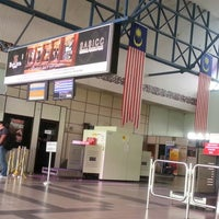 Photo taken at Sultan Ahmad Shah Airport (KUA) by Anthony K. on 10/12/2012