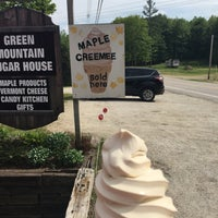 Photo taken at Green Mountain Sugar House by Dan S. on 5/28/2016