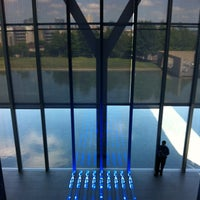 Photo taken at Modern Art Museum of Fort Worth by Jihye L. on 4/28/2013