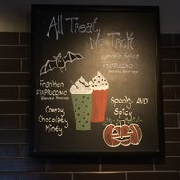 Photo taken at Starbucks by Carmen on 10/31/2014