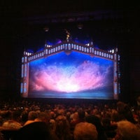 Photo taken at Bob Carr Performing Arts Centre by Rick R. on 11/6/2013