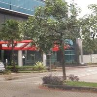 Photo taken at Gedung TSI BRI, Divisi Teknologi dan Sistem Informasi (TSI) by Wily R. on 1/18/2014